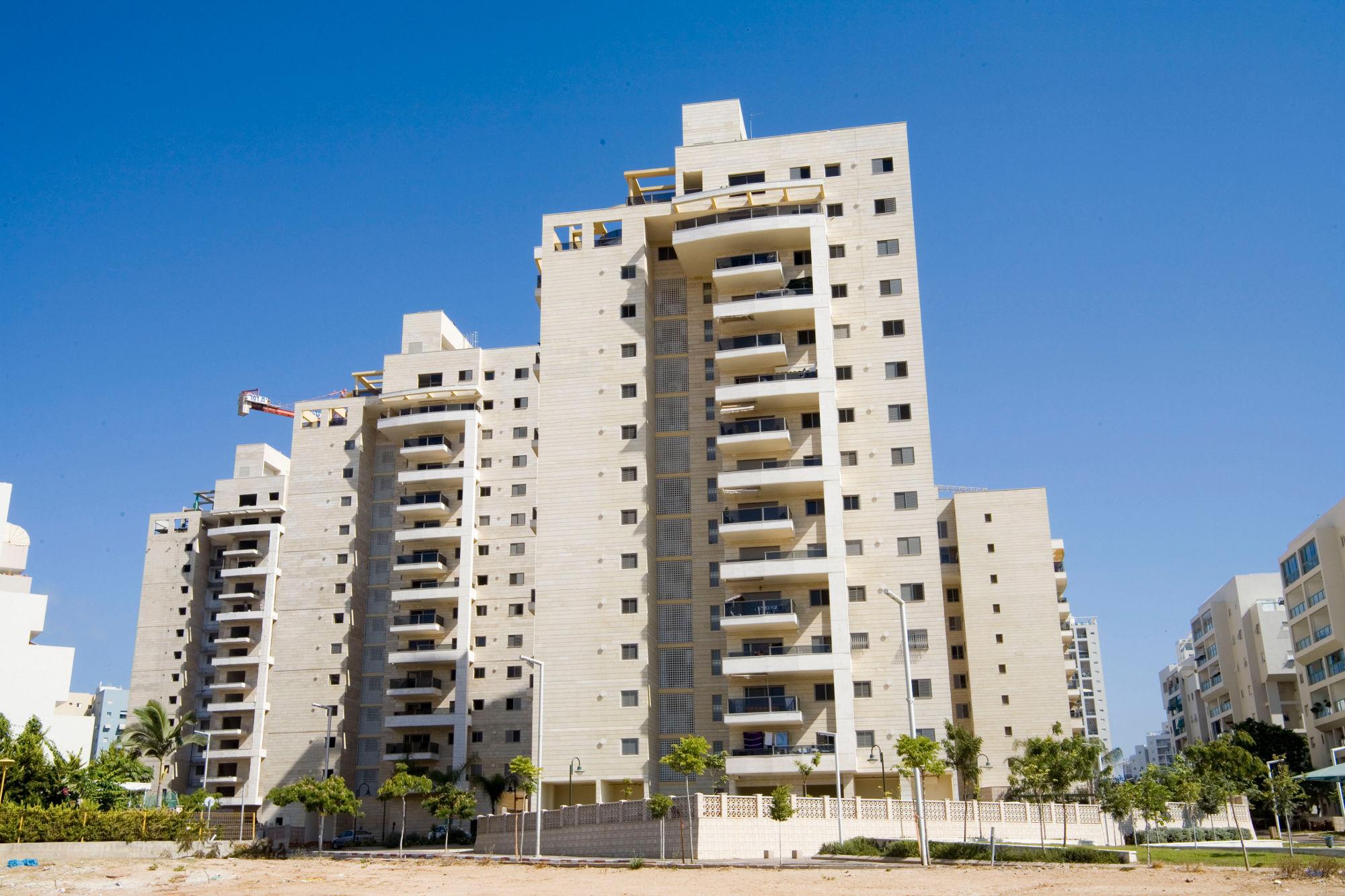 גארד סיטי אשדוד - דירות חדשות מקבלן