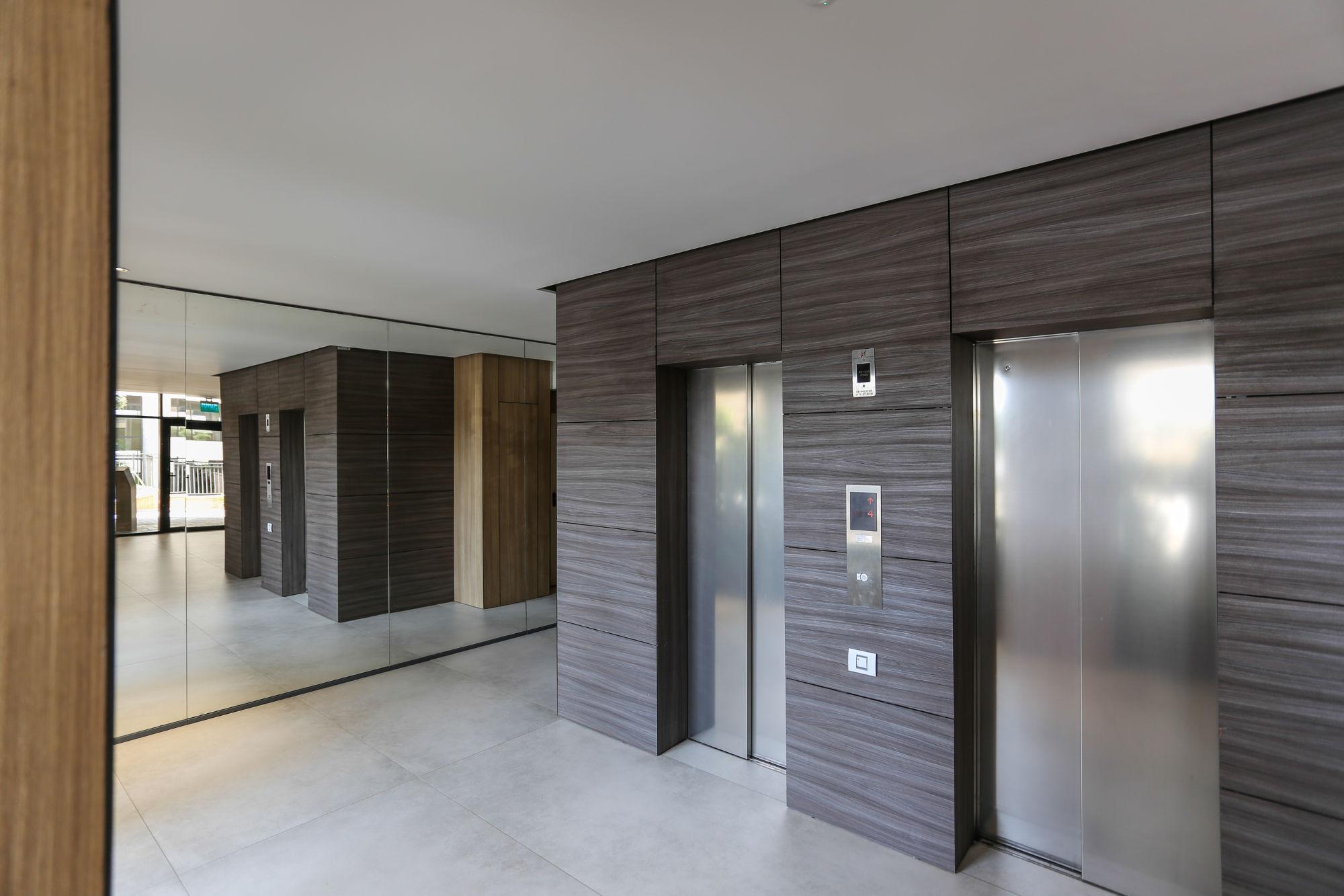 iargaman - מעליות חדשות בבניין מגורים