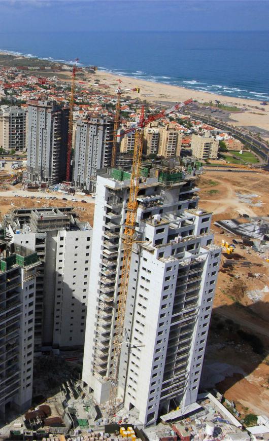 הרובע החדש | אשדוד, דירות למכירה על הנייר