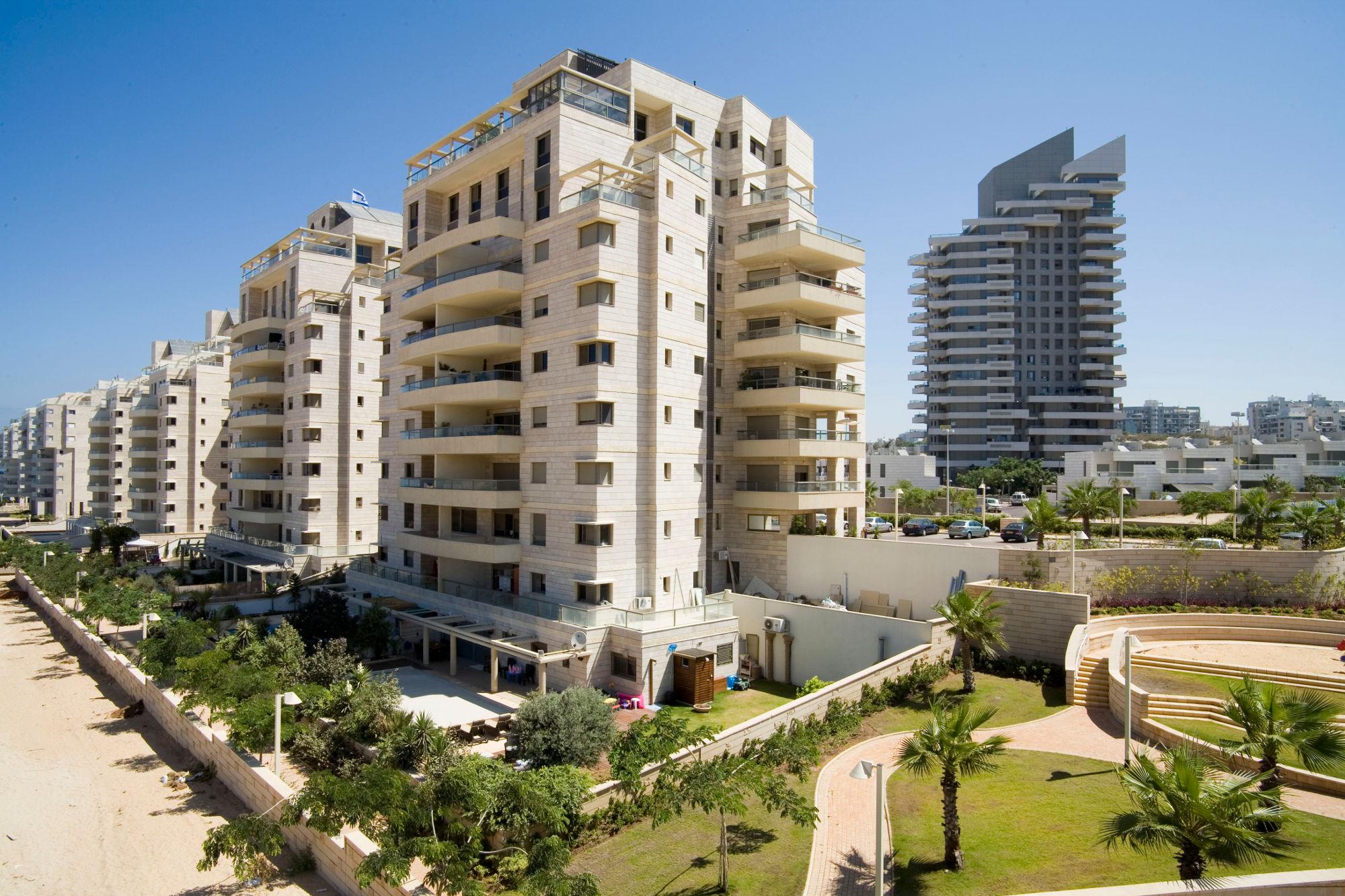 מרינה אשדוד | דירות חדשות מקבלן בשכונה חדשה